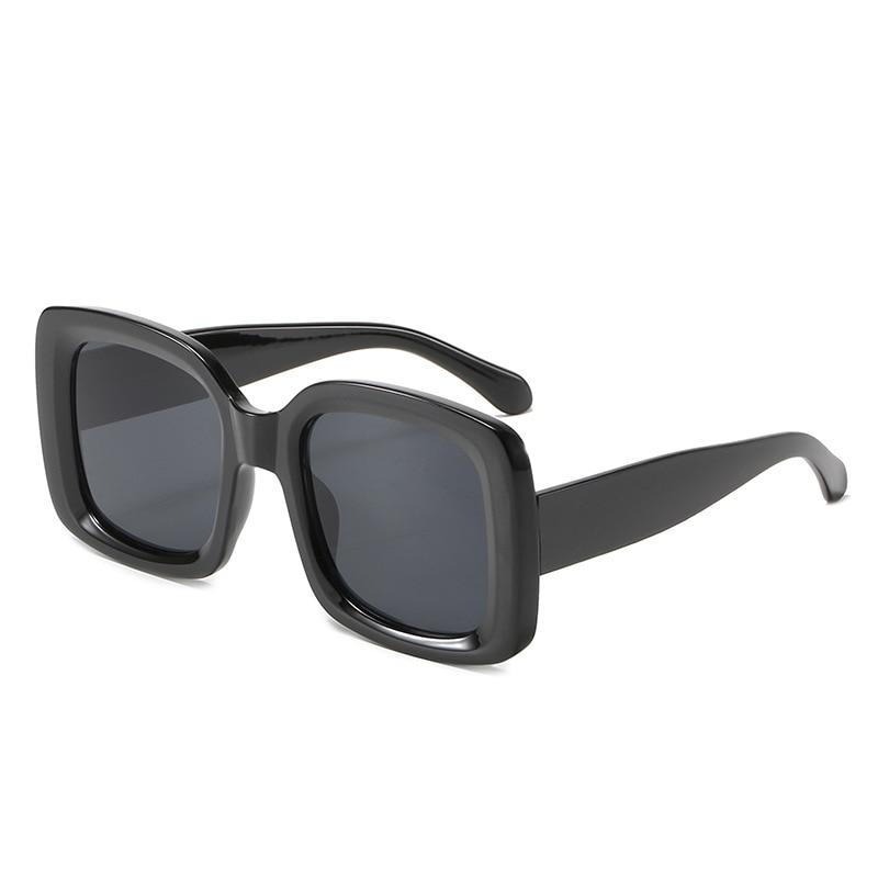 Очки солнцезащитные TEENYOUN мужские/женские UV400, роскошные брендовые дизайнерские квадратные солнечные очки, модные очки, 2021