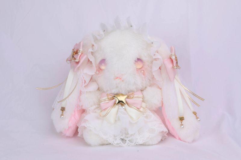 يد أرنب لوليتا الأصلية ، حقيبة هاراجوكو ، هدية عيد ميلاد رائعة لصديقته ، تجميع jk
