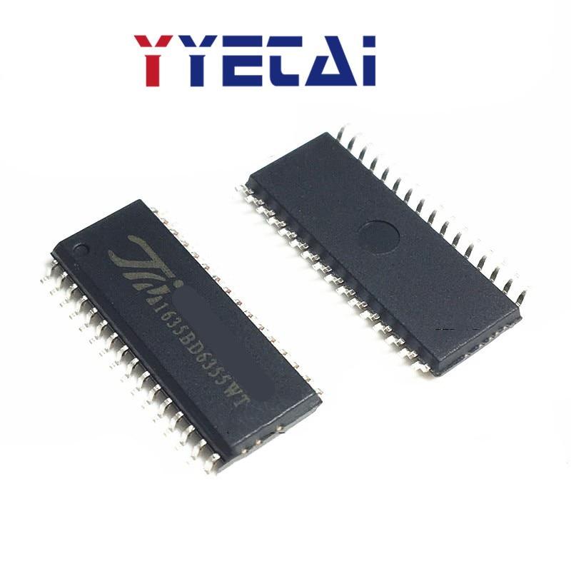 10 pces tm1629c autêntico tianwei alto-segmento led chip de driver digital sop32