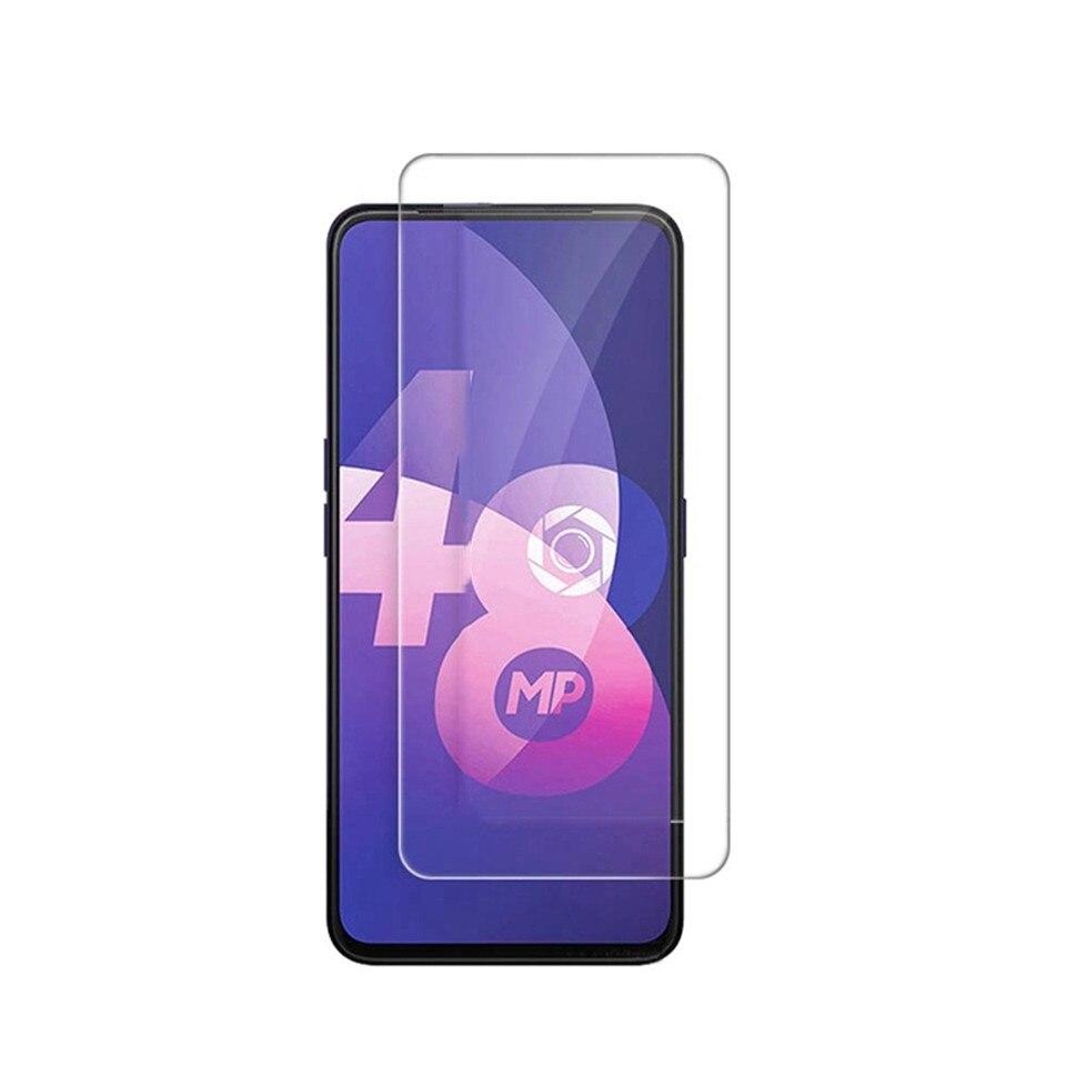 2 шт протектор экрана из закаленного стекла для Realme X2/XT/730G/5/3/2/Pro/3i/X/C2/C1 2019/U1 9H 2.5D защита экрана Бесплатная доставка