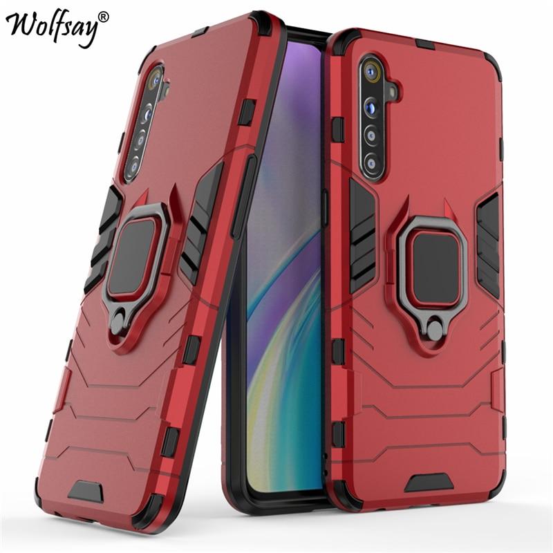 Защитный чехол для телефона с магнитной присоской для Oppo Realme 6 XT 730G K5 Realme X 2 X2 6 Pro, чехол для Oppo Realme X2 Pro, чехол для телефона