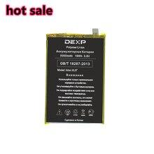 Wisecoco batterie haute qualité 5000mAh XL 5 pour téléphone portable Dexp Ixion XL5 en Stock avec numéro de suivi