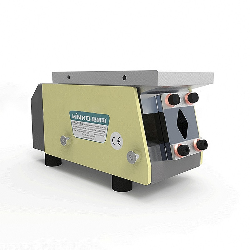 Linear vibrator small vibrating disc metal parts hardware plastic parts HD-ZL90