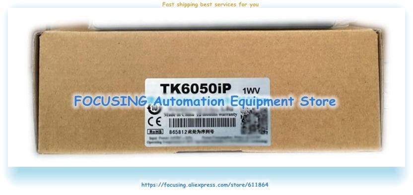 Original en caja para pantalla táctil de 4,3 pulgadas 480x272 pantalla táctil TK6050IP reemplazo HMI MT6050I garantía de 1 año