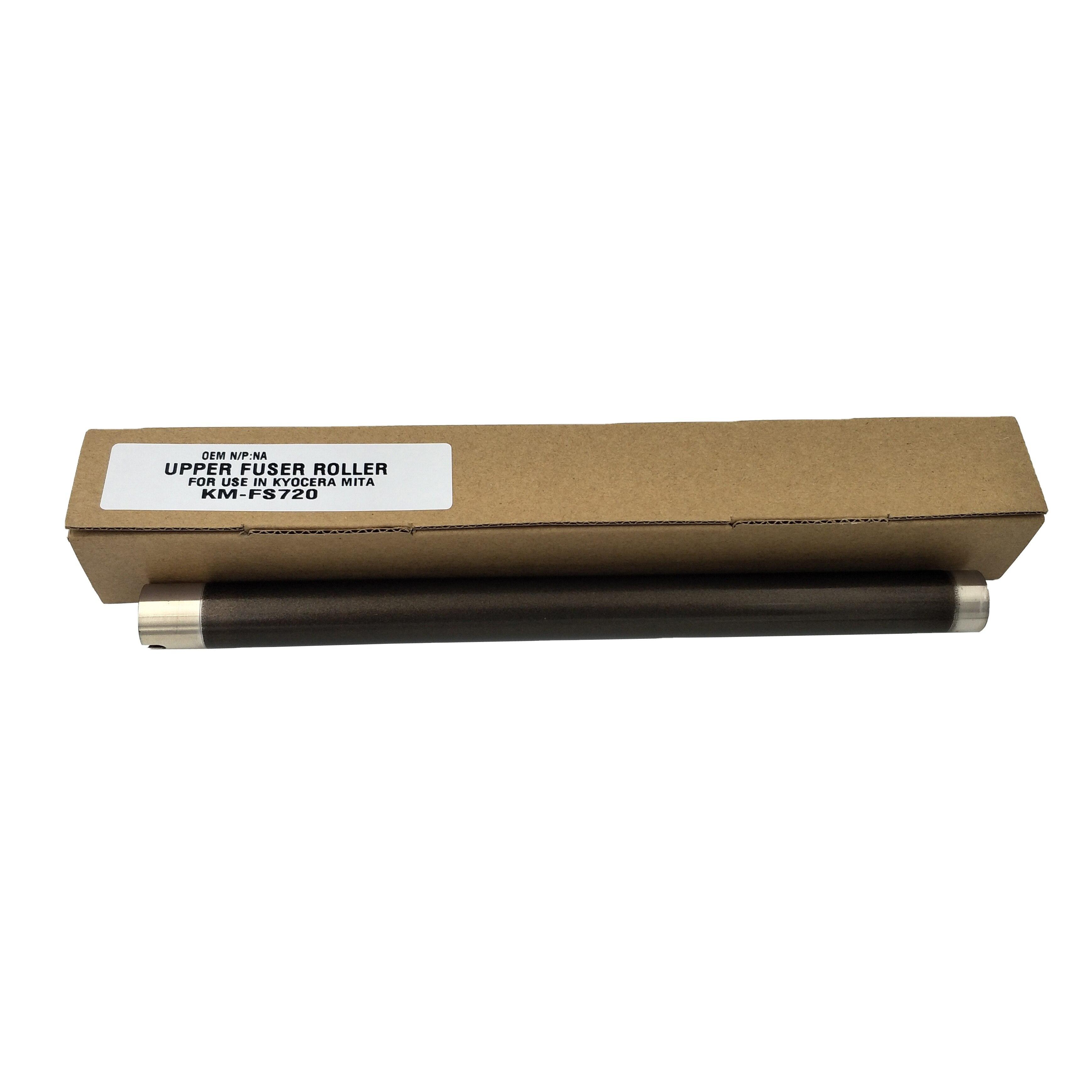 2BY20010 302FV20143 For Kyocera FS720 FS820 FS920 KM1500 KM1815 KM1820 Upper Fuser Heat Roller