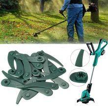 Plastic Trimmer Replacement Blades Grass Trimmer Lawn Mower for Bosch Art 26-18 Li/Art 23-18 Li