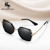 jifanpaul classic mens sunglasses designer polarized square retro driving goggles uv400 fishing glasses accessories male