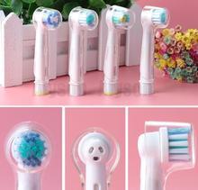 5 pièces/ensemble brosse à dents électrique tête remplacement housse de protection pour Oral B Braun dents brosse têtes voyage garder propre couvertures
