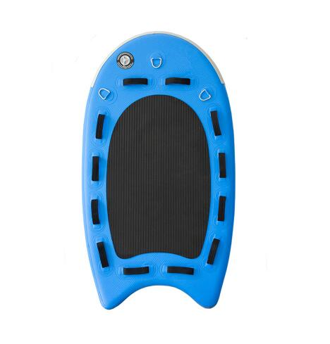 Calidad Comercial color azul Jetski Board Jet Ski inflable trineo de rescate de Surf para la venta