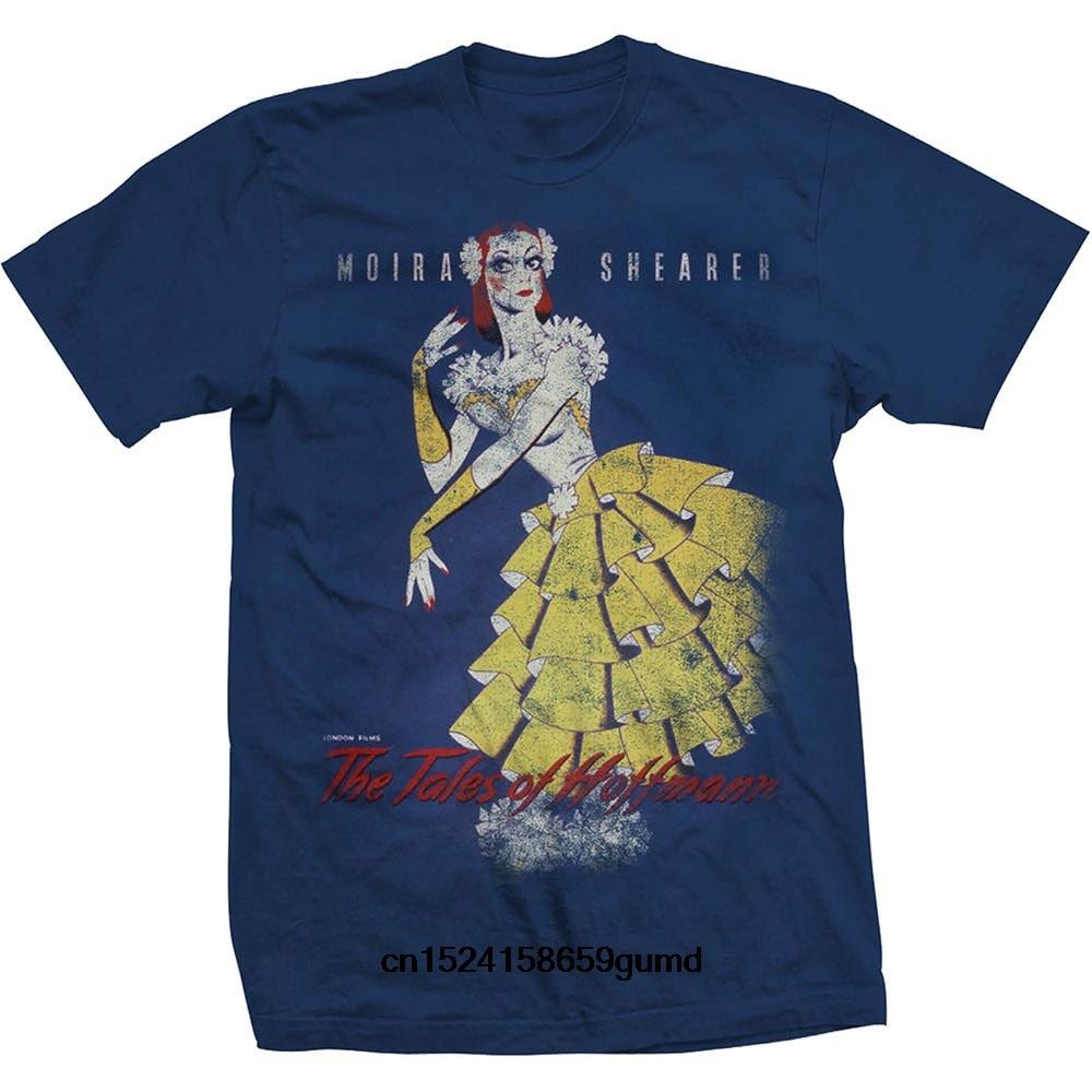 Camiseta divertida para hombre nueva camiseta de manga corta para mujer Tales Of Hoffman camiseta de arte Retro