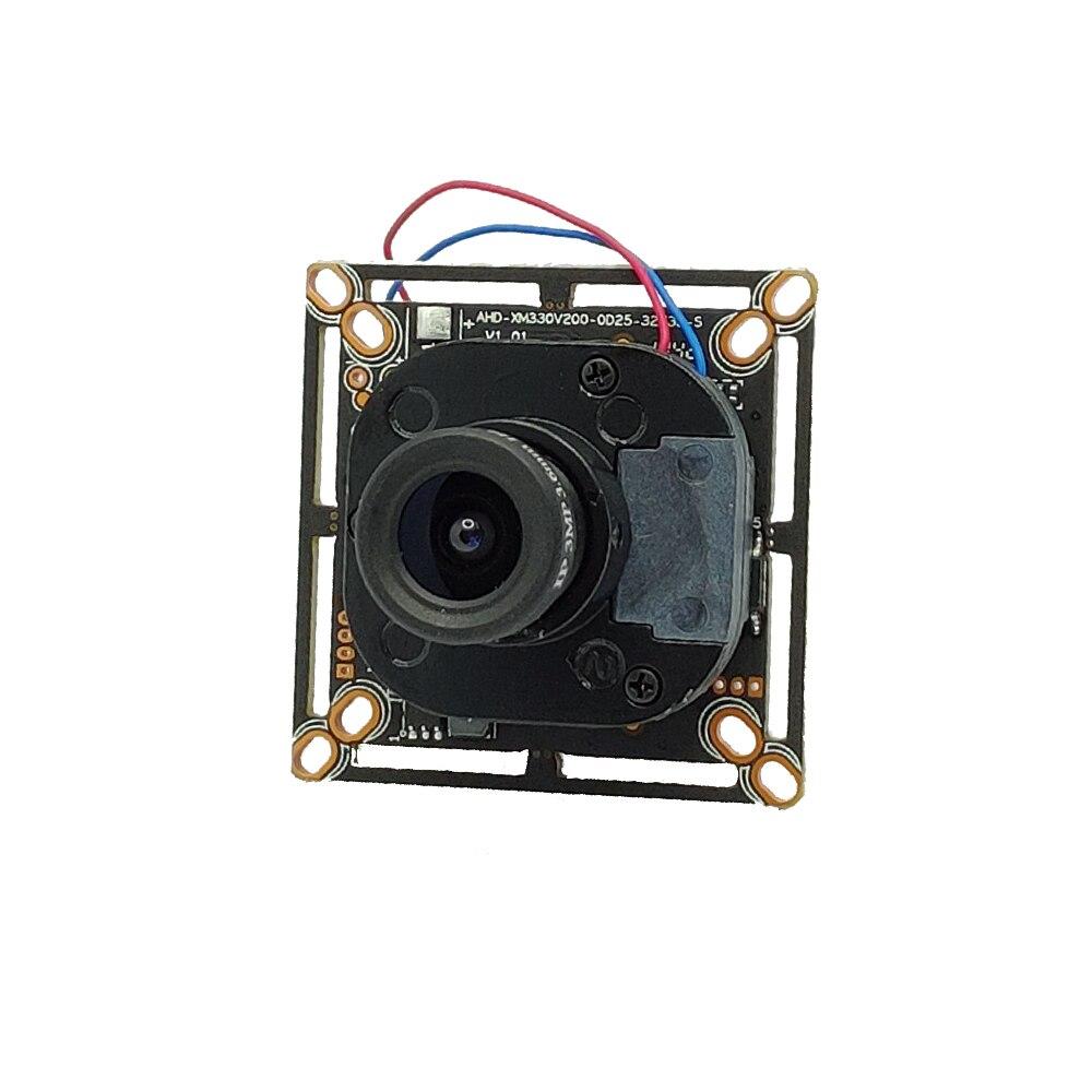 AHD Original XM 1080P kamera Modul 2MP DIY PCB Board CCTV Sicherheit Kamera Für AHD/XVI/TVI/CVI/CVBS CMOS Cam mit HD 3,6mm Objektiv