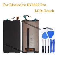 original display for blackview bv6800 pro lcd touch screen digitizer replacement for bv 6800 pro screen repair parts