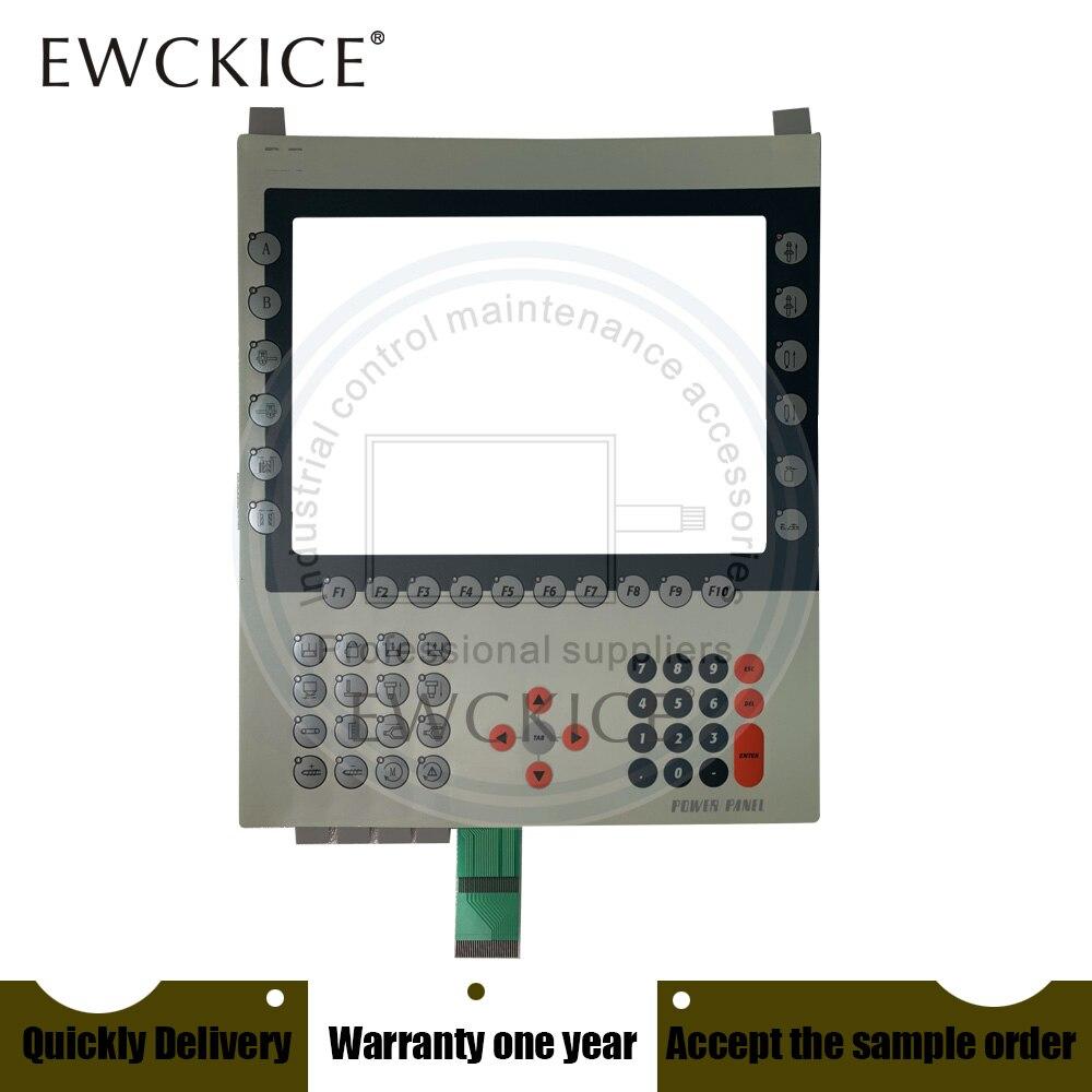 NEW 4PP281.1043-B5 HMI PLC Membrane Switch keypad keyboard Industrial control maintenance accessories