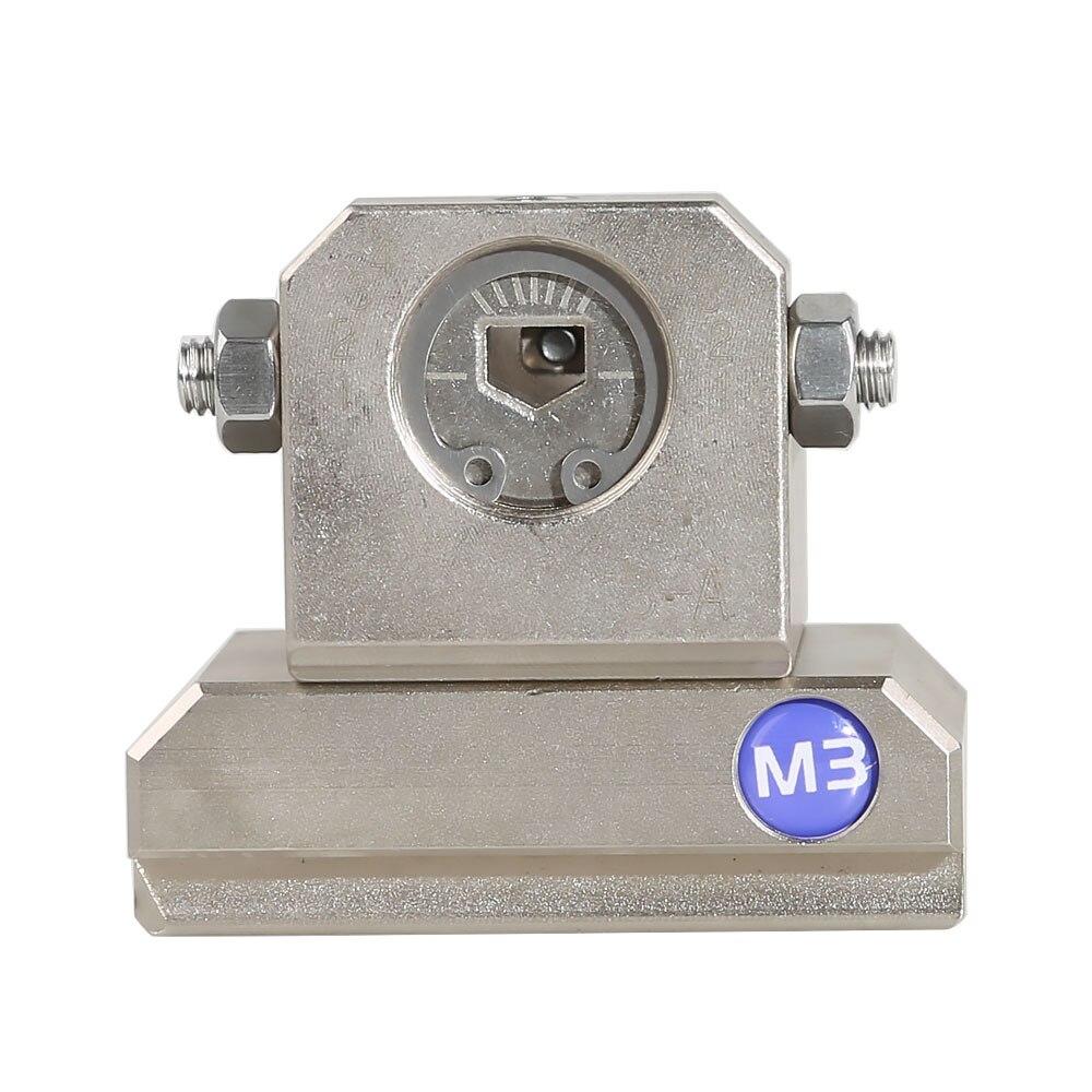 Para Ford-M3 fixação para ford tibbe lâmina chave funciona com condor XC-MINI master series e golfinho xp005