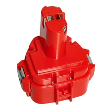 Bateria recarregável das ferramentas elétricas de amityke 12 v 3000 mah nimh para a broca makita pa12 1220 1222 1235 1233 s 1233sb
