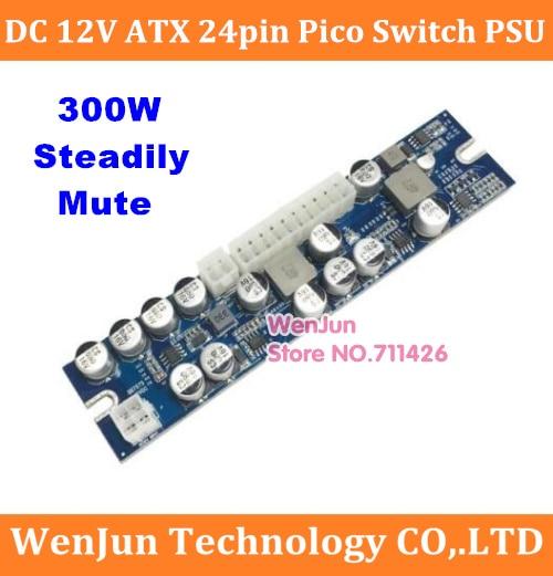 Minifuente de alimentación Realan para servidor de ordenador, interruptor de CC, 12V,...