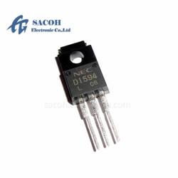 New Original 10 Pçs/lote 2SD1594 D1594 ou 2SD1590 2SD1591 2SD1592 2SD1593 2SD1595 2SD1597 2SD1598 2SD1599 TO-220F NPN Transistor