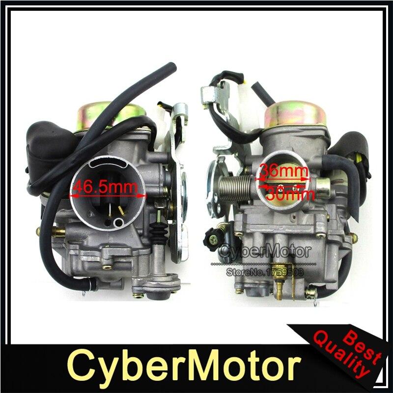 Vergaser Carb Für LinHai 250cc 260cc 300cc FS300 CVK ATV Quad 4 Wheeler Dirt Pit Bike Motorrad Go Kart Buggy