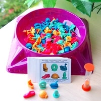 treasure hunting toys training logical thinking parent child early education family party board game