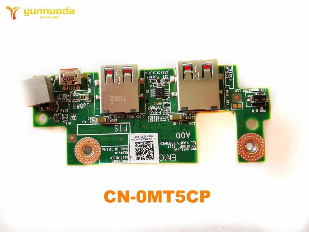 الأصلي لديل CN-0MT5CP USB مجلس CN-0R5JD1 اختبار جيد شحن مجاني