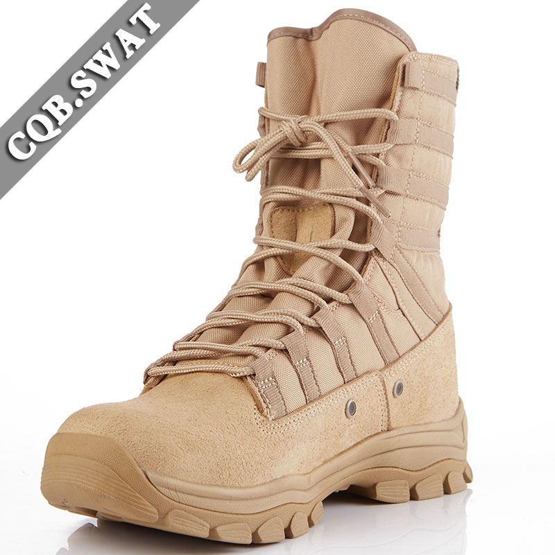 Men Military Tactical Boots Winter Leather Special Force Desert Ankle Combat Boots Men Leather Army Footwear Big Size jzb high quality men military boots special force tactical desert combat ankle botas army work safety shoes leather snow boots