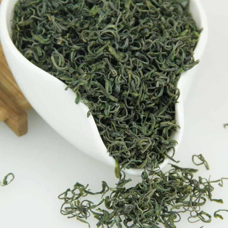 الشاي الجديد هوبى Lv تشا إنشي السيلينيوم الشاي الغني الجبل الأخضر عالية أون شي سيلينيوم المخصب Se الشاي