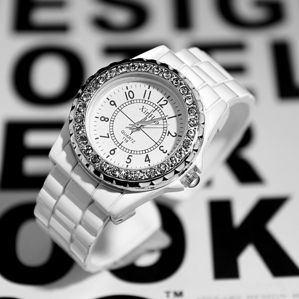 Black Dress Woman Watch 2020 Diamond Watch Women Luxury Brand Tops For Women Clock Quartz Wonder White Fashion Ladies Wristwatch enlarge