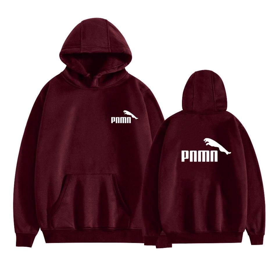 2021 Spring and Autumn Fashion Brand Men's Hoodie Casual Hoodie Sweatshirt Men's Solid Color Hoodie Sweatshirt Top