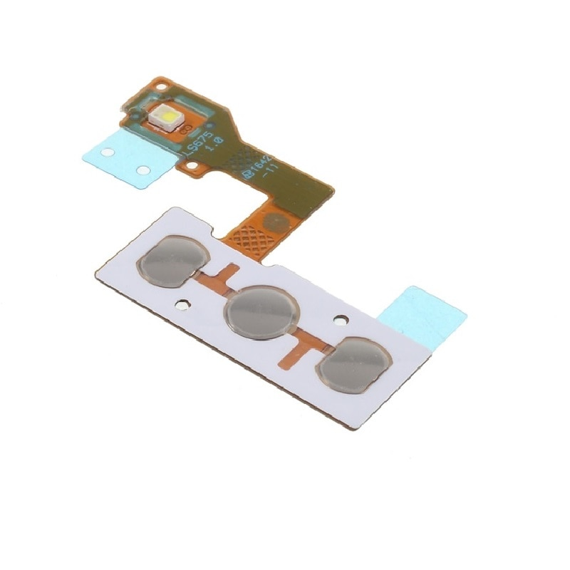 Power And Volume Key Button Flex Cable For LG K8 K350 Repair Parts Flex Assembly