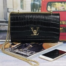 Crocodile Handbag brand bags for women 2020 luxury handbags women bag designer crossbody bag bolsa feminina sac a main brand