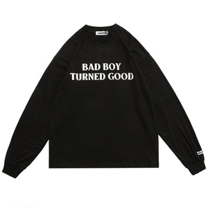 Mens Letter Printed T shirts Male O-neck Long Sleeve T-shirt Unisex  Oversized 100%Cotton Tees Vintage Couple Top Streetwear