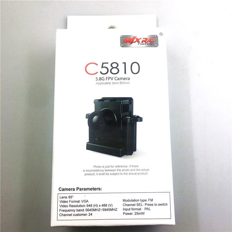 كاميرا C5810 5.8G FPV لـ MJX Bugs 3 Mini quadrirotor ، قطع غيار ، ملحقات ، كاميرا صغيرة