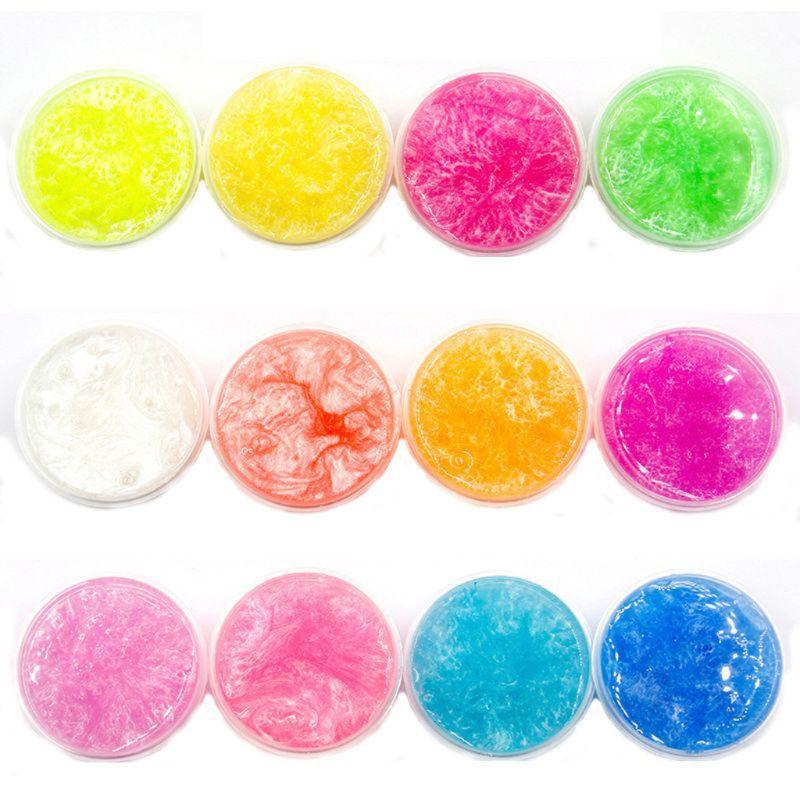 12Pcs Resin Bright Fluorescent UV Pigment Powder Black Light Reactive Luminous Resin Pigment Kit  Jewerly Making 10g HX6F