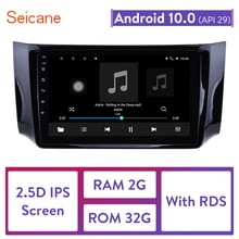 Seicane Android 10,0 Auto-Multimedia-Player Für 2012 2013 2014-2016 NISSAN SYLPHY Unterstützung TPMS DVR OBDII SWC GPS navi Stereo