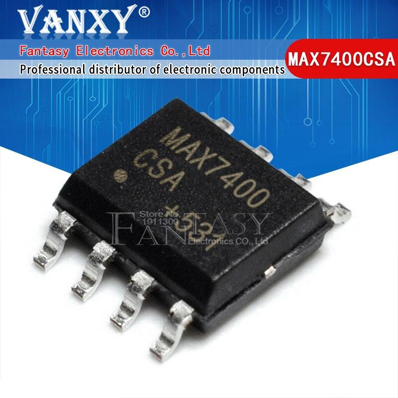 1 Uds MAX7400CSA SOP-8 MAX7400ESA SOP MAX7400 SOP8