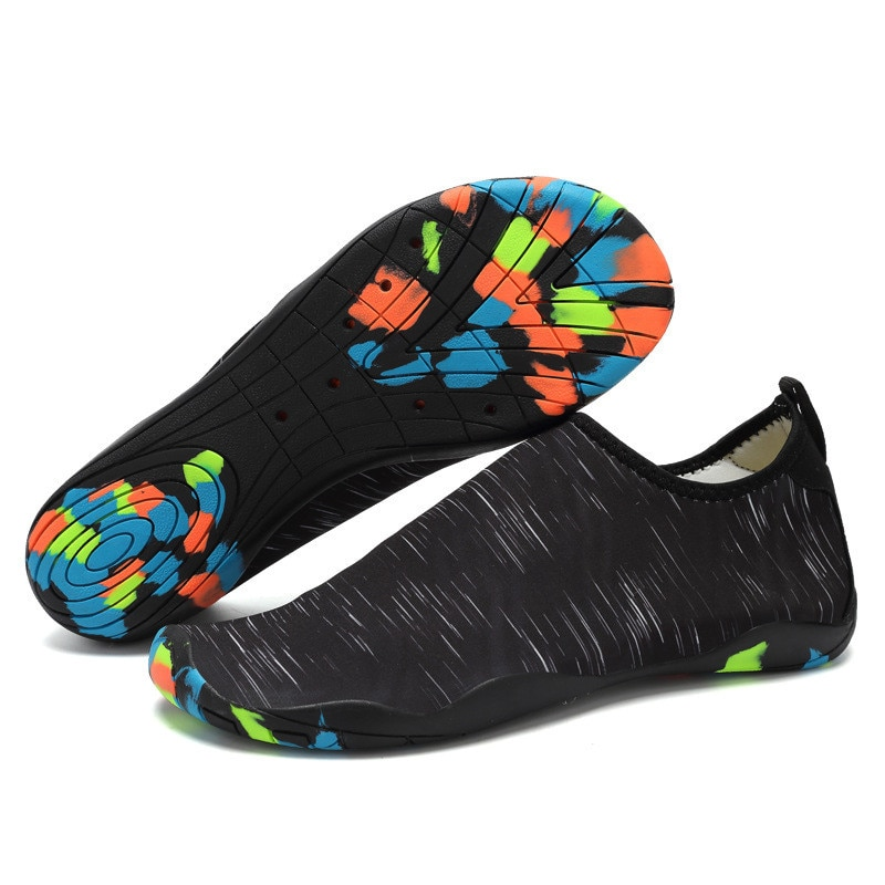 Zapatillas De Deporte De Secado Rápido Para Niño y Mujer y Zapatos De Agua Para La Playa Unisex Talla 35-46