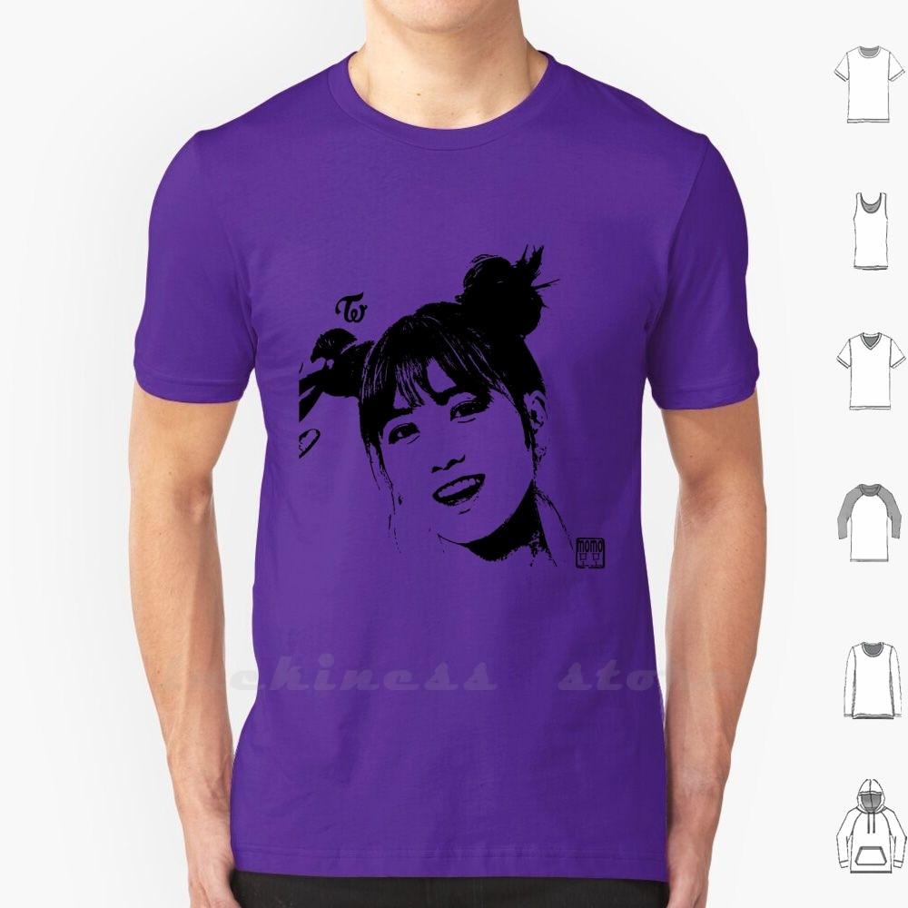 Dos veces Momo-umbral camiseta de gran tamaño K Pop Kpop Merch K Pop Merch Kpop cosas K Pop mercancía k-pop
