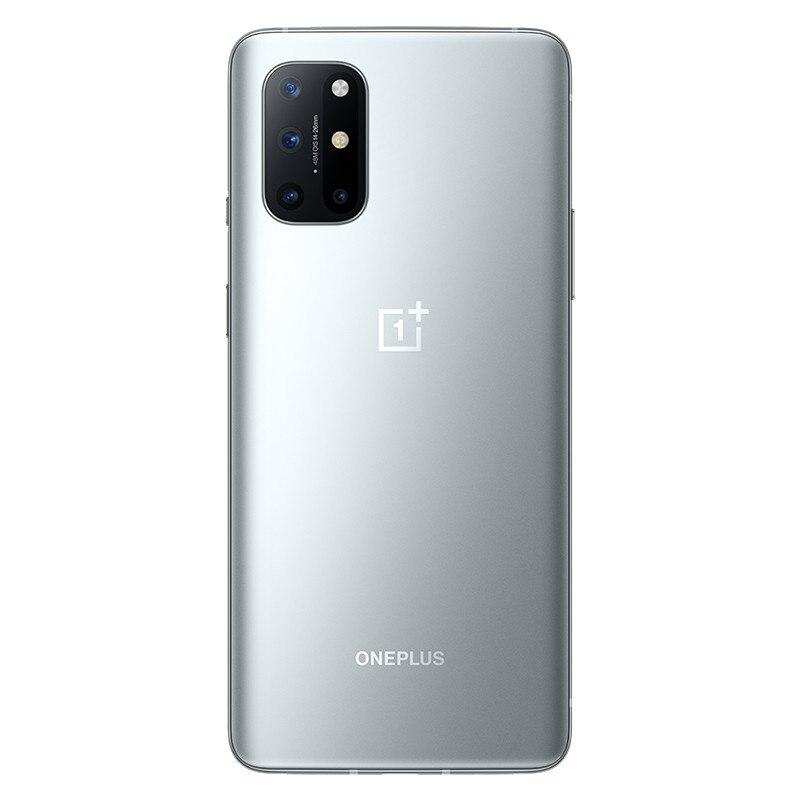 Фото2 - Новый оригинальный смартфон OnePlus 8 T, 8 T, 12 Гб, 256 ГБ, Snapdragon 865, смартфон 120 Гц, AMOLED, жидкий экран, 48 МП, четырехъядерный, 65 Вт