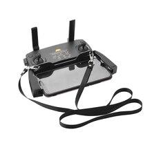 Doble gancho soporte hebilla Correa cordón Control remoto para DJI Mavic Pro Mavic 2 Zoom Spark Mavic aire/MINI transmisor montaje parte