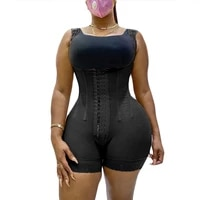 womens high compression skims faja postparto colombianas double pressure abdominal shaping shapers