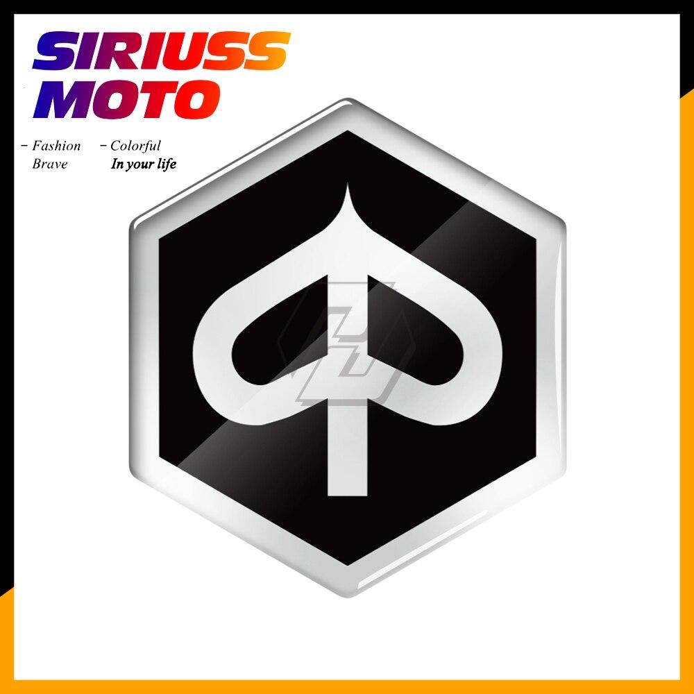 3D наклейка для мотоцикла чехол для PIAGGIO Beverly Fly Liberty MP3 X7 X8 X10 PK PX ET2 ET4 эмблема логотип