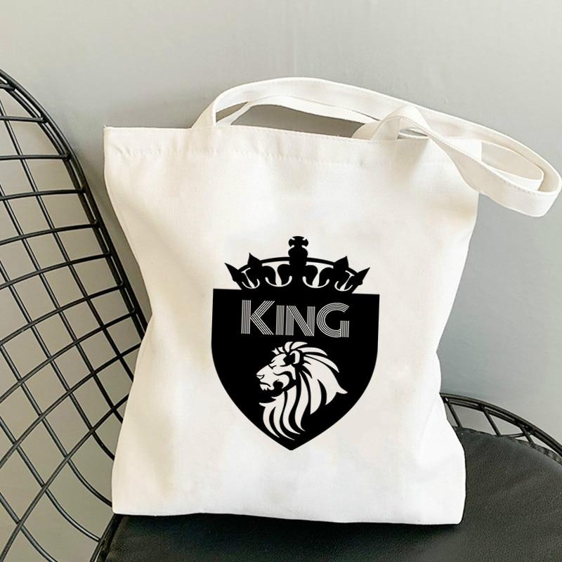 Сумка с короной 2021, бесплатная доставка, сумки, женские роскошные дизайнерские сумки, многоразовые женские тканевые сумки для покупок Ecobag