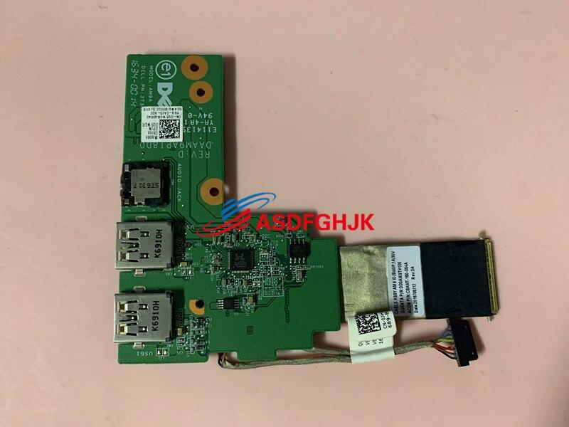 USB الصوت IO مجلس لديل انسبايرون 15 7559 DAAM9API8D0 0G5WGR CN-0G5WGR G5WGR TESED موافق