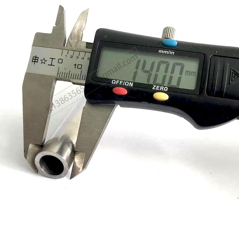 14 мм металлическая труба из углеродистой стали ASTM SCH трубка id12 мм 10 мм 8 мм 6 мм используется для обработки автомобильных кухонных машин
