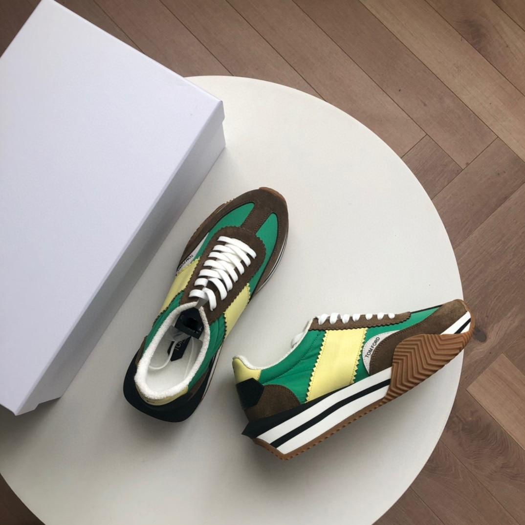 Andonima جديد الرجال أحذية رياضية عادية ثلاثة ألوان اختياري التعبئة والتغليف