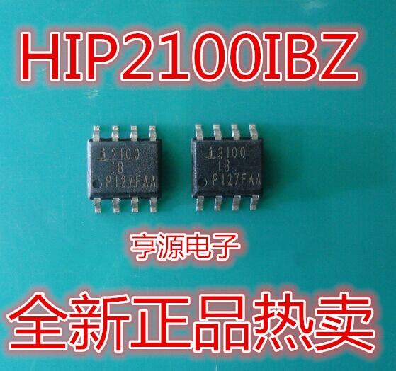 10 шт. HIP2100IBZ-T HIP2100IBZ HIP2100