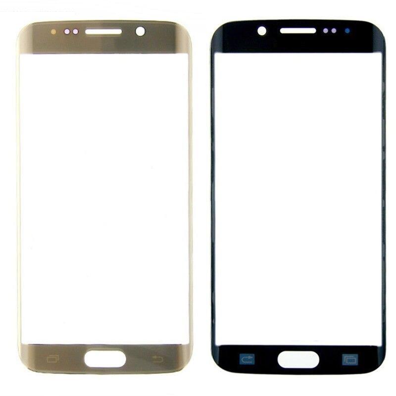 Pantalla táctil LCD para Samsung Galaxy S6 edge G920F G920FD G925F G925FQ, Panel de pantalla táctil, piezas de repuesto para lente de cristal frontal