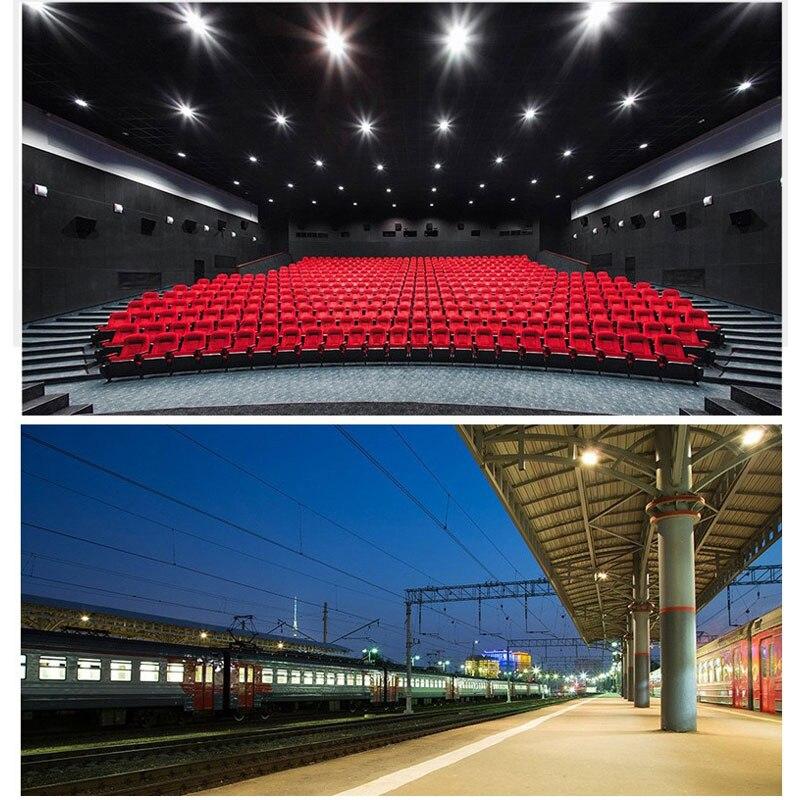 UFO LED high bay light 150W workshop light warehouse UFO light workshop ceiling light high bay light gymnasium enlarge