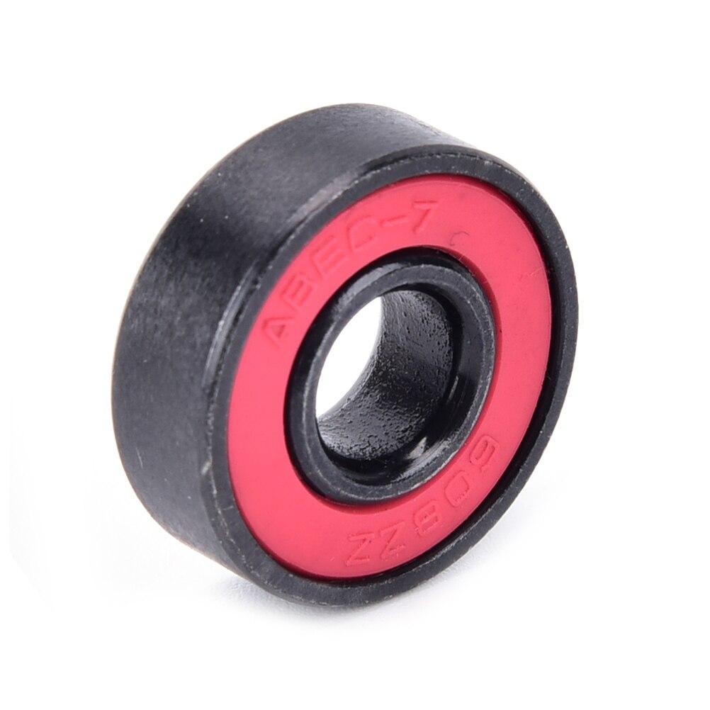 1Pc 608zz Ceramic Speed Wheels Bearing For Finger Spinner Skateboard Skate Roller Skate Bearings