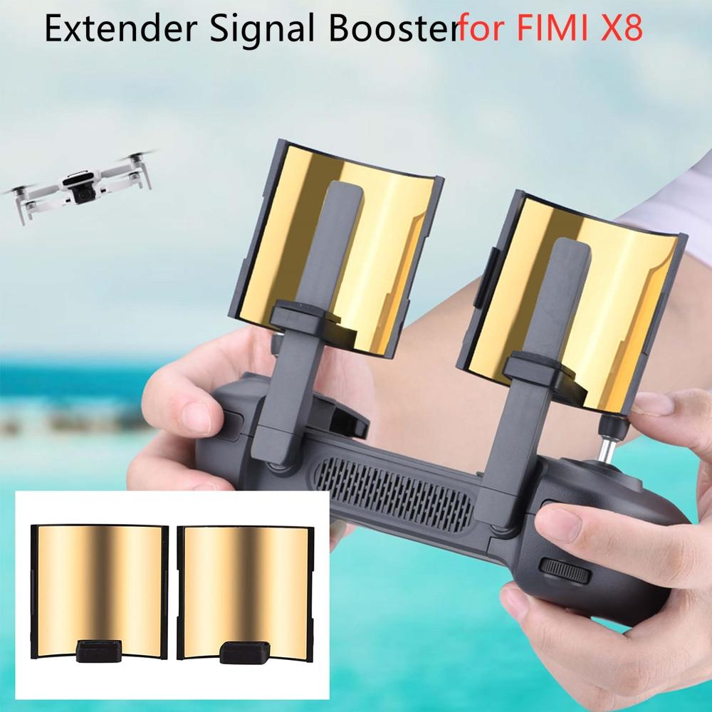 Усилитель сигнала для FIMI X8 Mini, пульт дистанционного управления, усилитель сигнала, аксессуары для Mavic FIMI X8 Mini
